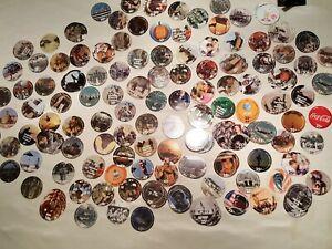 Lot of 210 AAFES Pogs 2007-2010 Mixed Assortment Circulated