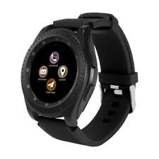 Smartwatch Z4 Bluetooth Uhr Curved Display Android iOS Samsung iPhone HTC Huawei