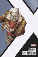 Old Man Logan 25 Marvel NM 1:10 Leonard Kirk Cornerbox Variant Wolverine