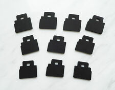 10x Black DX4 Printhead Wiper Solvent Wiper for Roland FJ540/FJ740/SC500/SC540