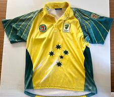 New listing Vintage Australia Cricket Jersey / Polo Shirt - VB FILA World Cup ~ Size Large