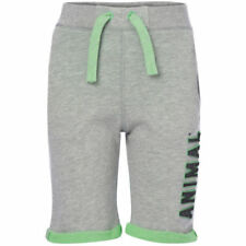 Logo Cotton Blend Shorts (2-16 Years) for Boys