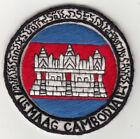 Wartime MAAG Cambodia Patch / Advisor Insignia