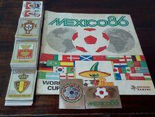 Mancolista album figurine calciatori Mexico '86 da recupero a soli €0,40