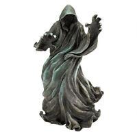 Creepy Grim Reaper Statue Angel of Death Sculpture Gothic Figurine