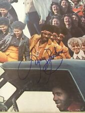 Larry Graham Sly & the Family Stone Greatest Hits SIGNED LP