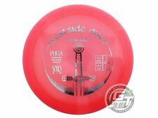 New Westside Discs Vip Air Sword 157g Pink Silver Foil Distance Driver Golf Disc