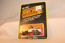 SOMA SUPER WHEELS HONG KONG DIECAST PETERBILT WRECKER TOW TRUCK, MOC, LOT B