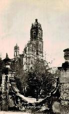 RPPC,Tepotzotlan,Mexico,Temple de San Francisco,Used,Nogales,1915