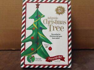Wembley Inflatable Christmas Tree - 5 1/2 Feet - RETAILS 50.00(Apo-44-4)