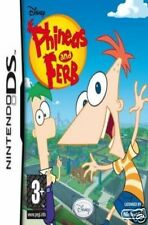Disney Phineas and Ferb NINTENDO DS Game. New/ sealed