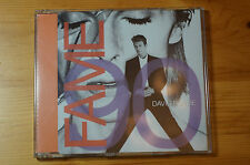 David Bowie Fame 90 CD Single EMIUSA Label 4 Track MINT CD Inlay Complete