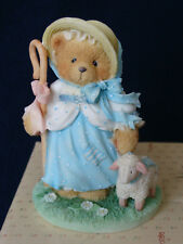 Cherished Teddies - Little Bo Peep Figurine - 624802 - 1993