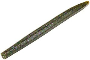 Strike King OCHO5-93 Green Pumpkin Candy 5 Inch KVD Perfect Plastic Senko Stick