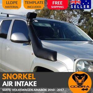 SNORKEL fits VOLKSWAGEN AMAROK 2011 2012 2013 2014 2015 2016 2017 Diesel TDI400