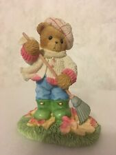 Cherished Teddies, Freya, Leaves May Change But Our Friendship Remains, 2004