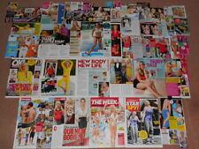 50+ KENDRA WILKINSON Magazine Clippings