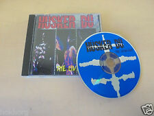 RARE CD HUSKER DU : LIVING END LIVE RECORDING 1994 ALTERNATIVE PUNK