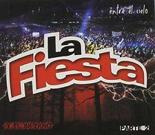 Fiesta L.A., La Fies - Entre El Cielo y El Infierno en Vivo Parte 2 [New CD] Ar