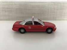 Hong Kong taxi toy car, bought in HK, 1:50 scale