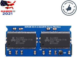 Mister SDRAM Extra Slim XSD v2.5 SD Board 128MB for Mister FPGA