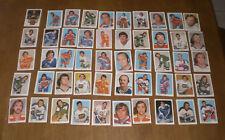 1973-74 WHA QUAKER OATS HOCKEY CARD SET - 50 CARDS