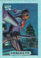 Superhero TV Series Trading Cards with Foil