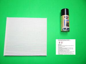 Pollenfilter / Innenraumfilter + Klimareiniger Citroen Jumper III