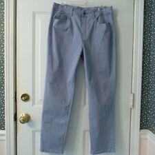 NWT Soft Surroundings 5 Pocket Pull On Slim Pants sz Medium (10 / 12)