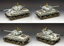 King and (&) Country BBA054 - The M4A3E8 Easy-Eight SHERMAN- Retired