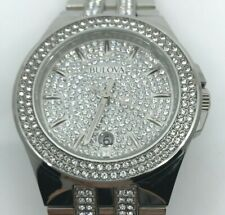 Bulova Crystal Pave Men's Watch 96B235