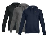 Under Armour Men's Rival Fleece Pullover Hoodie #1320736