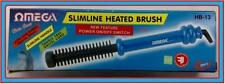 OMEGA Hair Straighteners & Curling Tongs with Swivel Cord