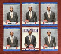 Lot of (6) 2012-13 NBA Hoops ANDRE DRUMMOND Rookie Card #283 RC Pistons Lakers🔥