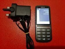 Nokia C3 01 (Orange) Mobile Phone