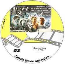 The Halfway House  Mervyn Johns, Glynis Johns   Fantasy Drama Film 1944 DVD
