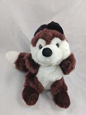 "E&J Classic Fox Puppet Plush Full Body 8"" Stuffed Animal"