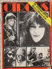 Circus Magazine June 1970 Jefferson Airplane, Younbloods, Velvet Underground
