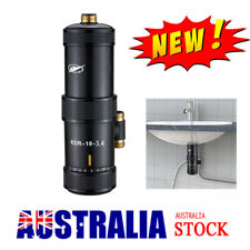 Electric Tankless Hot Water Heater Instant Shower System Under Sink Tap Faucet