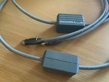 MIT Terminator 2 RCA Cinch Kabel high end neue Version grau