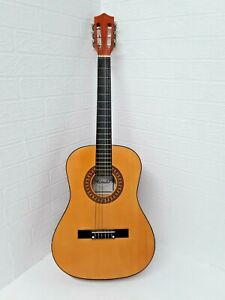 7/8 Classical Guitar Herald HL34 by John Hornby Skewes & Co Good Used Condition