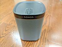 Sonos PLAY:1 Compact Wireless Speaker (Black) S1 & S2 Compatible #8