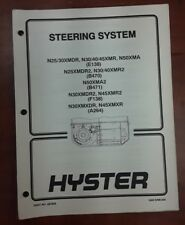 Steering System Hyster Manual 1600 SRM 605, 897848