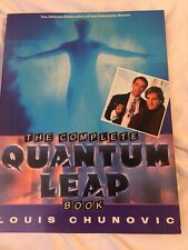 The Complete Quantum Leap Book by Louis Chunovic (1995, Paperback)