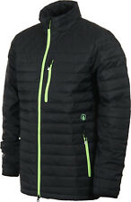 VOLCOM Men's PUFF PUFF GIVE Jacket - BLK - Size Large - NWT -
