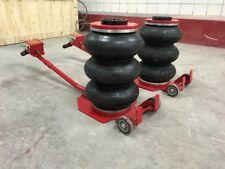 Auto shop Tire Shop 2pcs Triple Bag Air Jacks 6600 LBS Quick Lift