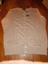 New With Tags Size 10 The Collection Debenhams Natural Cardigan. RRP £18