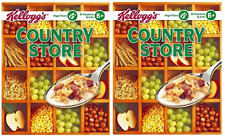 Kellogg's Country Store Muesli With Sultanas,nuts And Apple 2X2kg *BBE 29/10/20*