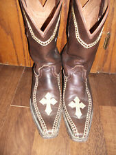 Aguila Real Boots Size 6 1105 17003 12