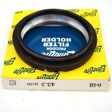 Ednalite Series 6 PRECISION FILTER HOLDER #648 43.3 mm NEW IN PACKAGE, VINTAGE